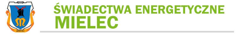 Certyfikaty energetyczne Mielec