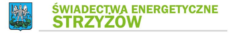 Certyfikaty energetyczne Strzyżów