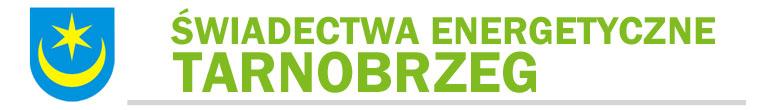 Certyfikaty energetyczne Tarnobrzeg